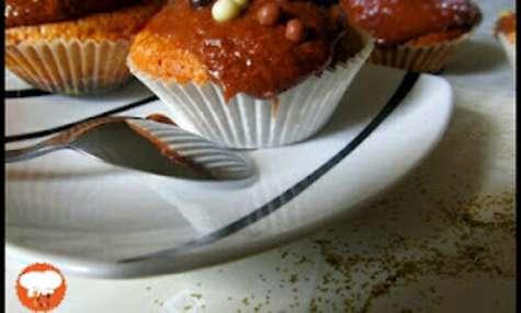 Cupcakes Noisettes Chocolat