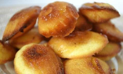 Madeleine coeur caramel au beurre salé ~ Biscuiterie des Vénètes