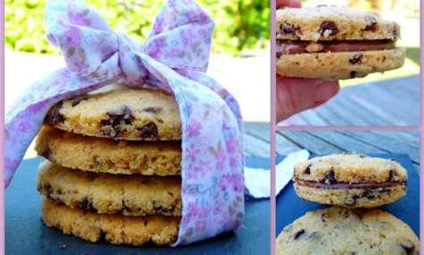 Un peu Brioche, un peu Cookie... Briokies chocolat