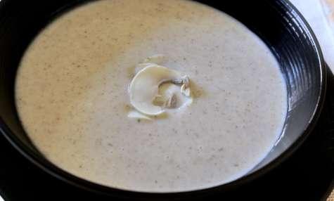 Velouté de champignons