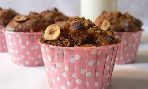 Muffins du petit déjeuner