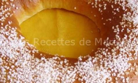 Brioche des Rois Provençale