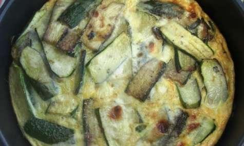 Ma Parmesane blanche de courgettes