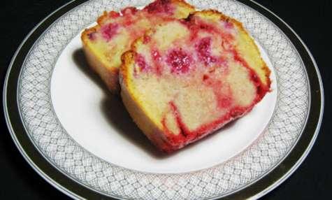 Cake pralines roses - framboises