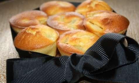 Petits cake aux poires