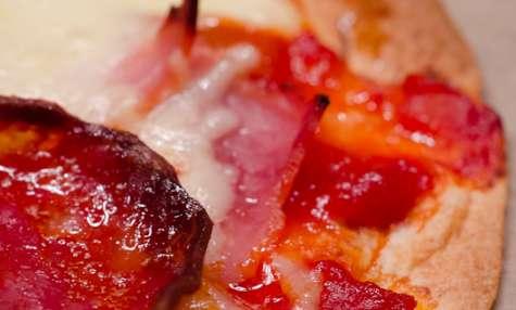 Pizza latino