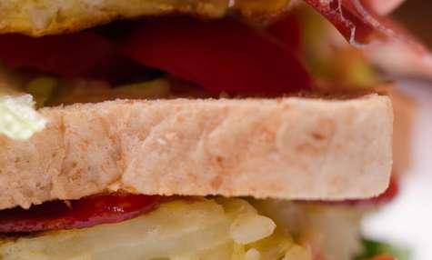 Club sandwich ibérique
