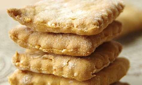 Crackers pour l'apéritif