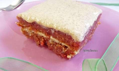 Red velvet cake (vegan)