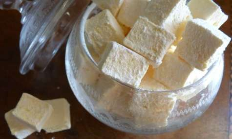 Guimauve au citron