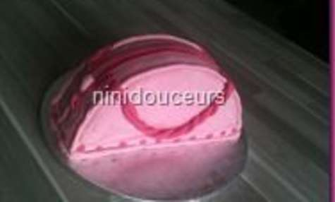 Gateau sac girly