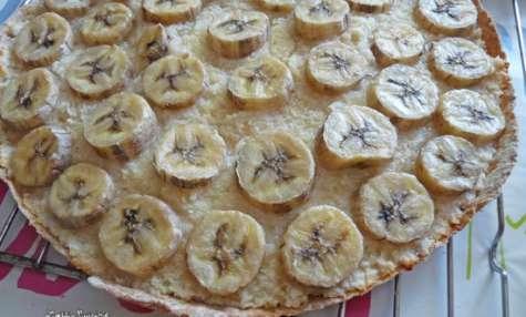Tarte coco bananes