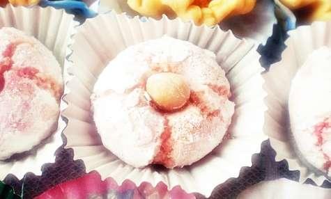 Mechkouk Mchekek gâteau algérien facile