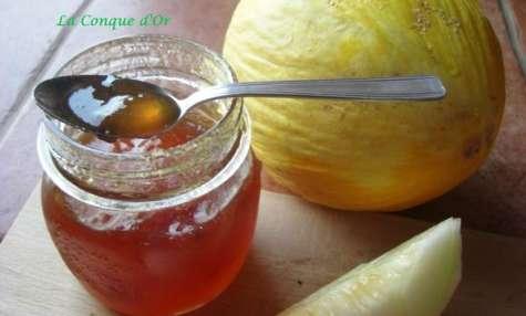 Confiture de melon blanc