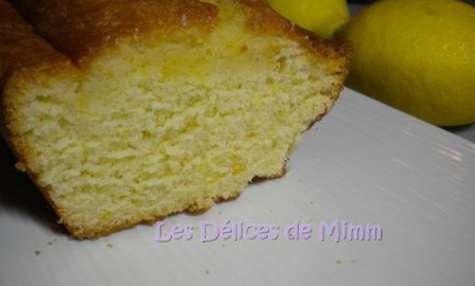 Cake au citron de Perre Hermé