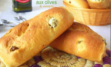 pains aux olives