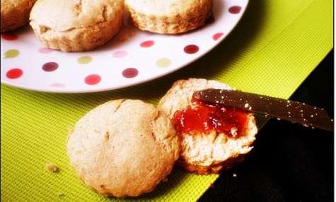 Scones muffins anglais facile