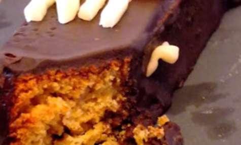 Carrot Cake cercueil