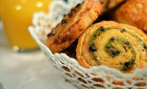 Viennoiseries: la pâte levée feuilletée