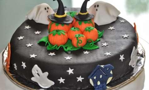 Cake Design Recette Halloween : Recettes de pate a sucre et de cake design