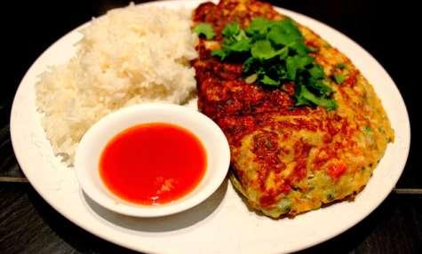 Omelette Thaï