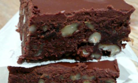 Brownie cru