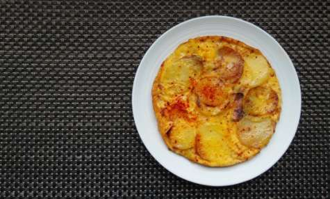 Tortilla de patate