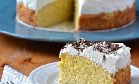 Pastel de tres leches gâteau aux trois laits