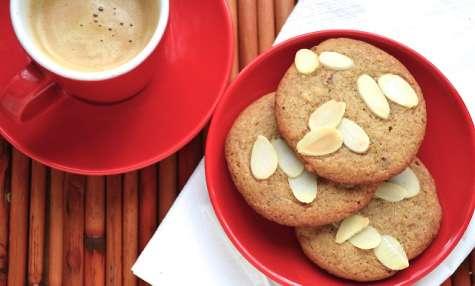 Cookies au beurre d'amande