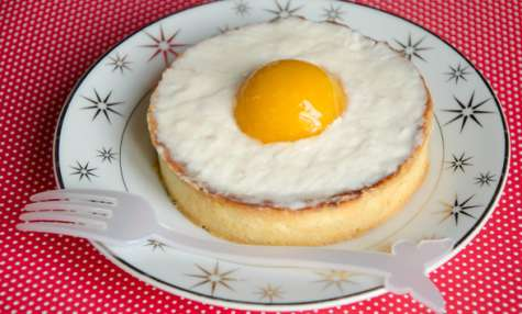 Tarte coco mangue passion