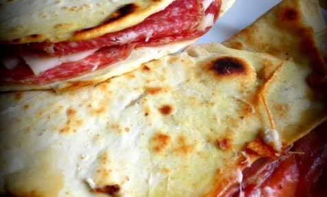 Piadina façon Sandwich