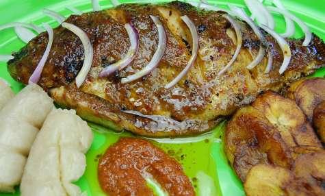 recettes de tilapia et de cuisine africaine
