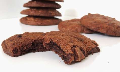 Cookies au chocolat - Chocolate cookies