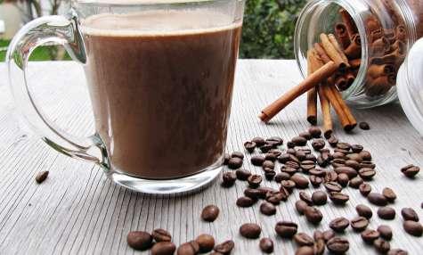 Café moka épicé sans lait