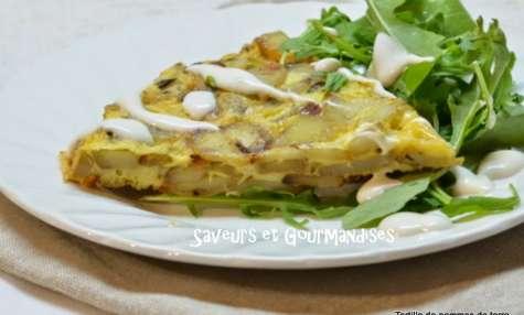 Tortilla de pommes de terre