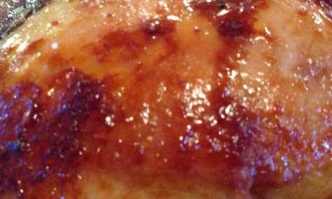 Poularde ou chapon farcie au foie gras et aux truffes