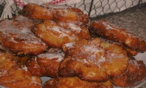beignets aux pommes tout simples mais trop bons