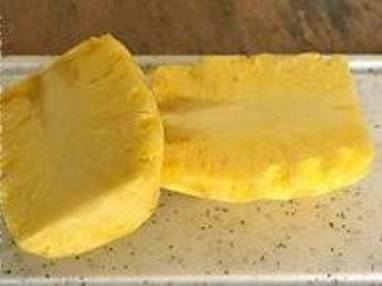 Préparer un ananas frais - Etape 8