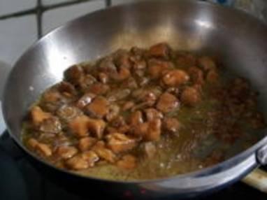 Sauter du foie gras en dés - Etape 3