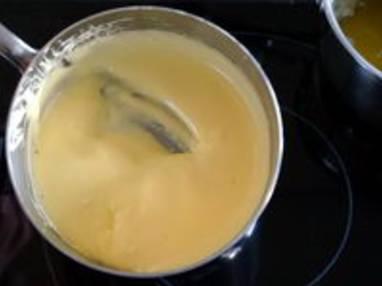 Sauce hollandaise - Etape 6