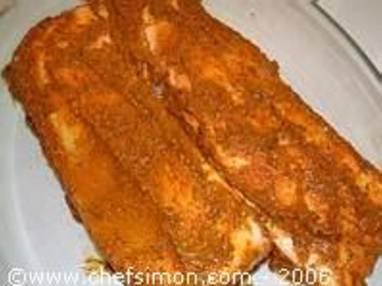 Travers de porc au barbecue - Etape 5