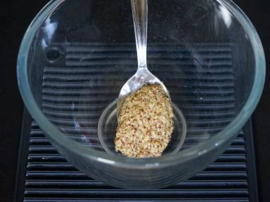 Sauce ravigote - Etape 1