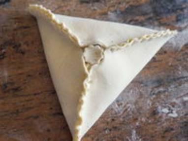 Talmouse en tricorne - Etape 10