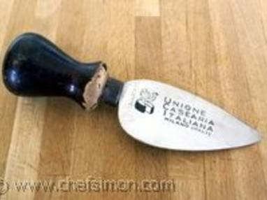 Couteaux de cuisine - Etape 21