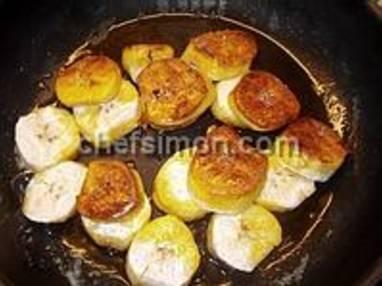 Banane plantain frite ou sautée - Etape 4
