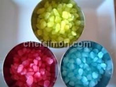 Glaçage au sucre glace - Etape 8