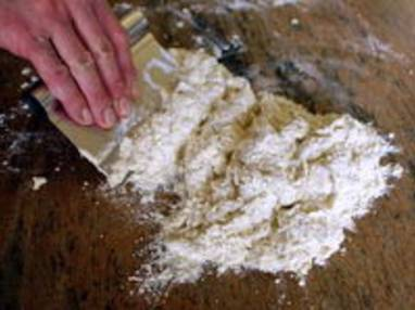 Pâte feuilletée à 6 tours - Etape 4