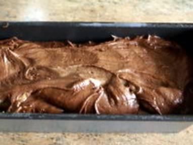 Cake marbré - Etape 11