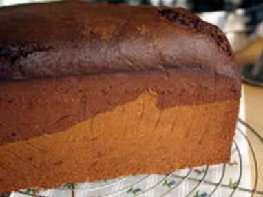 Cake marbré - Etape 12