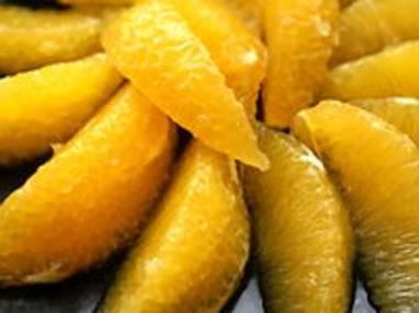 Peler une orange à vif - Etape 10